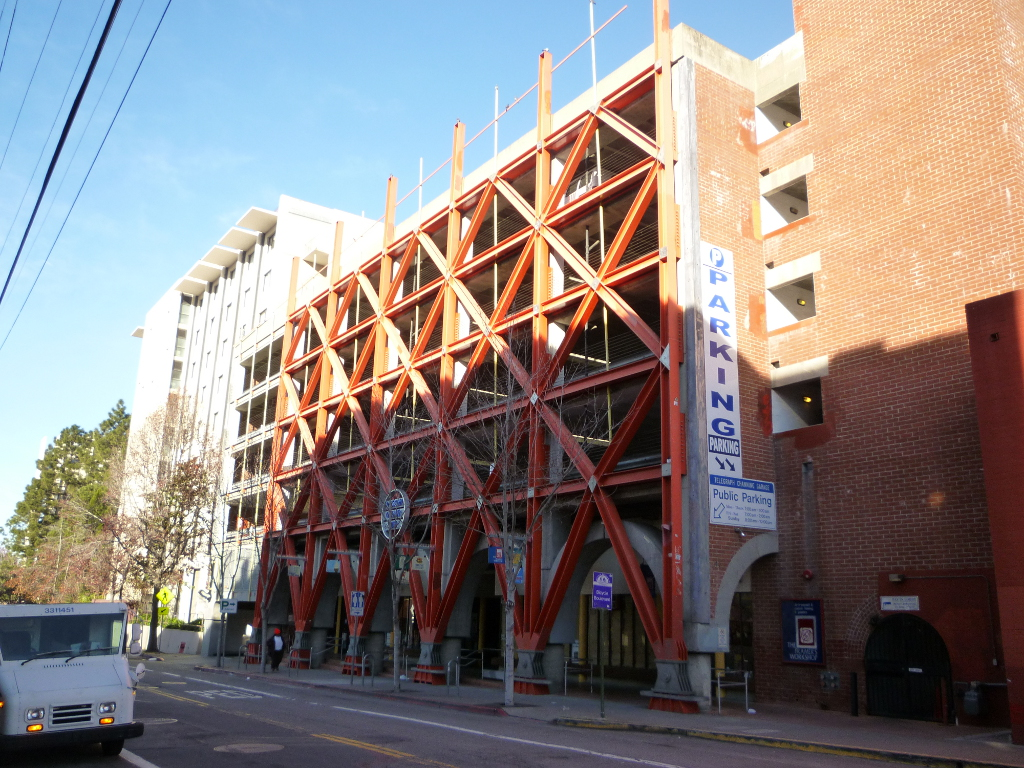 civil/structural engineering: Earthquake Retrofit of ...