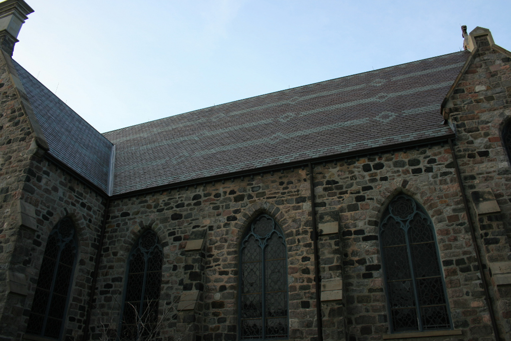 Civil Engineering Churches : Civil structural engineering slate roof