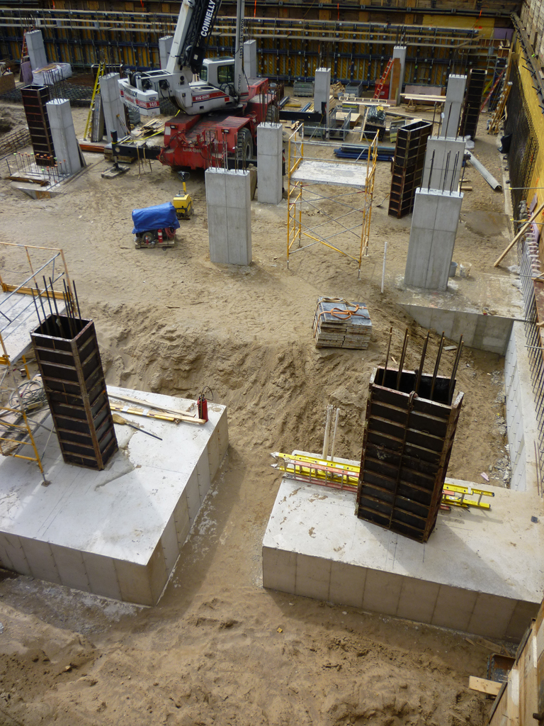 Amudu foundation in geotechnical perspective for Basement foundations construction